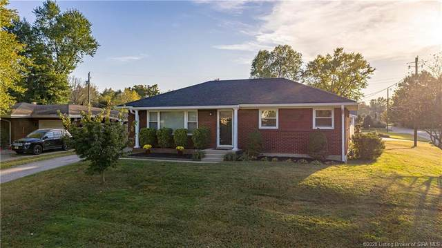 28 Carlotia Drive, Jeffersonville, IN 47130 (MLS #2020011353) :: The Paxton Group at Keller Williams Realty Consultants