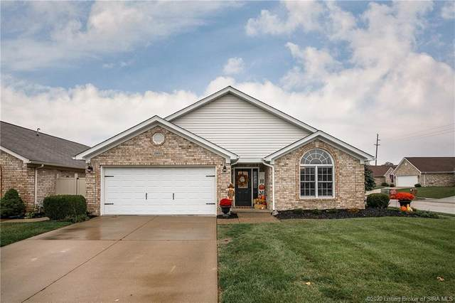 3902 Sarah Drive, Jeffersonville, IN 47130 (MLS #2020011454) :: The Paxton Group at Keller Williams Realty Consultants