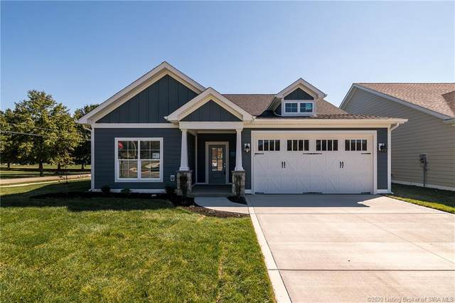 3902 Windsor Creek Drive Lot 1, New Albany, IN 47150 (#2020012124) :: The Stiller Group