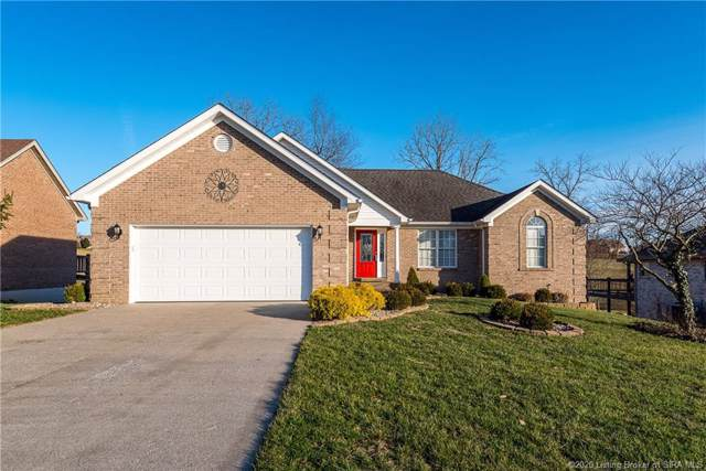 1006 Carter Drive, Georgetown, IN 47122 (#202005389) :: The Stiller Group
