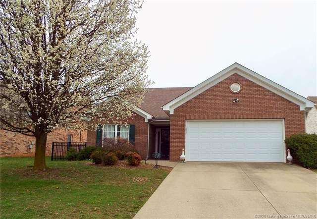 7412 Cove Way, Georgetown, IN 47122 (#202006781) :: The Stiller Group