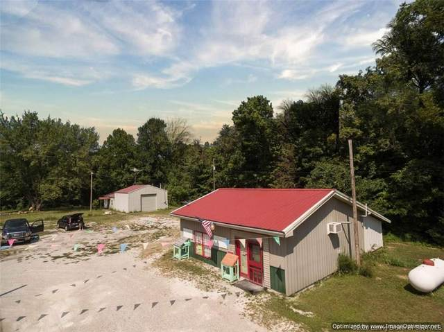 5691 E State Road 64, Marengo, IN 47140 (MLS #202006902) :: The Paxton Group at Keller Williams Realty Consultants