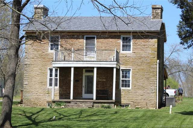 8414 W State Road 356, Lexington, IN 47138 (#202007036) :: The Stiller Group