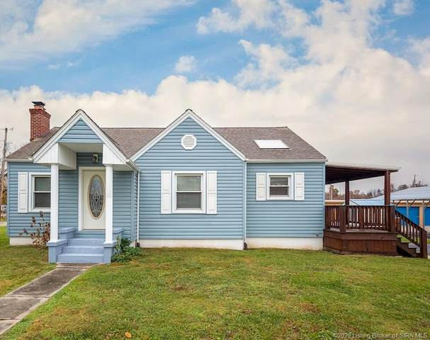 109 Hwy 160, Henryville, IN 47126 (MLS #202007675) :: The Paxton Group at Keller Williams Realty Consultants