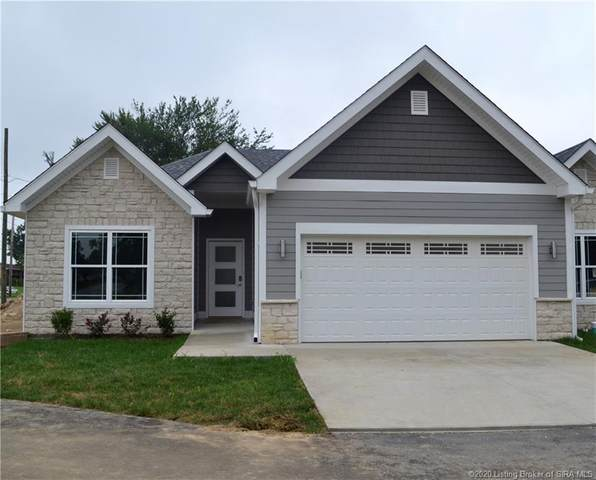 3715 Hamburg Pike #1604, Jeffersonville, IN 47130 (MLS #202007774) :: The Paxton Group at Keller Williams Realty Consultants