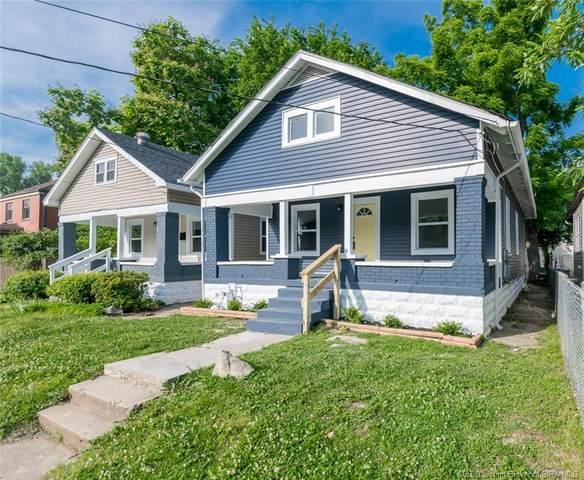 819 Walnut Street, Jeffersonville, IN 47130 (#202008159) :: The Stiller Group
