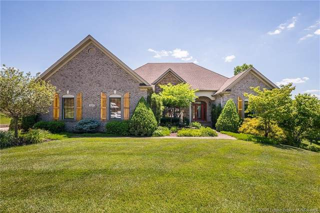 4303 Saint Jacques Court, Floyds Knobs, IN 47119 (MLS #202008355) :: The Paxton Group at Keller Williams Realty Consultants