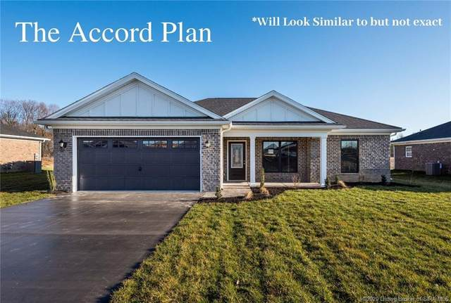 lot 4 Ashley Springs Court, Charlestown, IN 47111 (#202008870) :: The Stiller Group