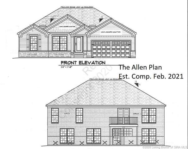 6521 Ashley Springs Court Lot 6, Charlestown, IN 47111 (#202009085) :: The Stiller Group