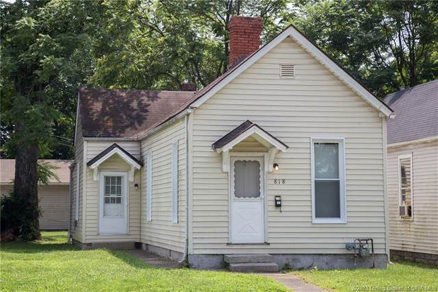 818 Culbertson Avenue, New Albany, IN 47150 (#202009097) :: The Stiller Group