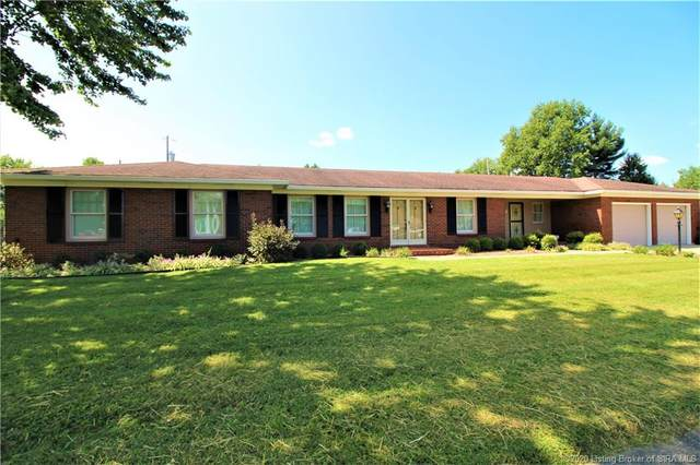 1005 Longfield Drive, Clarksville, IN 47129 (MLS #202009812) :: The Paxton Group at Keller Williams Realty Consultants