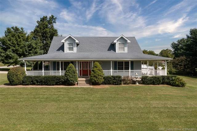 6302 Meadow View Drive, Georgetown, IN 47122 (#2021010643) :: The Stiller Group