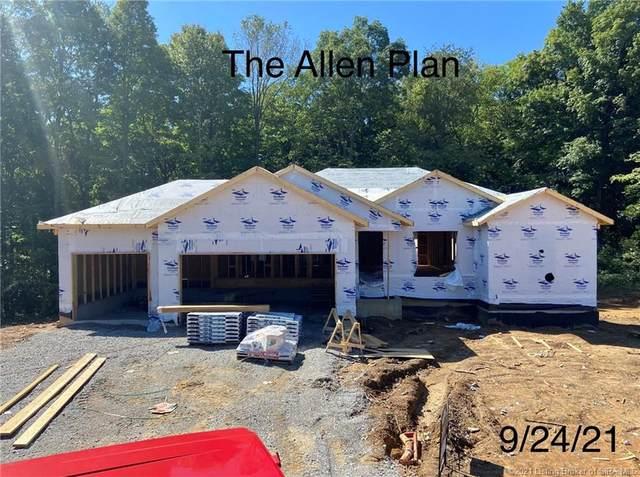 6558 Ashley Springs Court Lot 303, Charlestown, IN 47111 (#2021011044) :: The Stiller Group