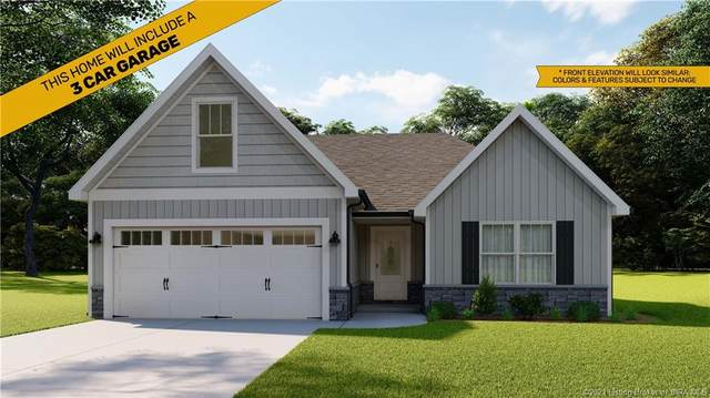 6121 - Lot 606 Deer Trace Court, Georgetown, IN 47122 (#2021011290) :: The Stiller Group
