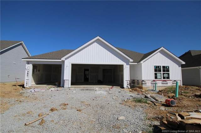 1231 - Lot 398 Majestic Pass, Jeffersonville, IN 47130 (#2021011411) :: Herg Group Impact