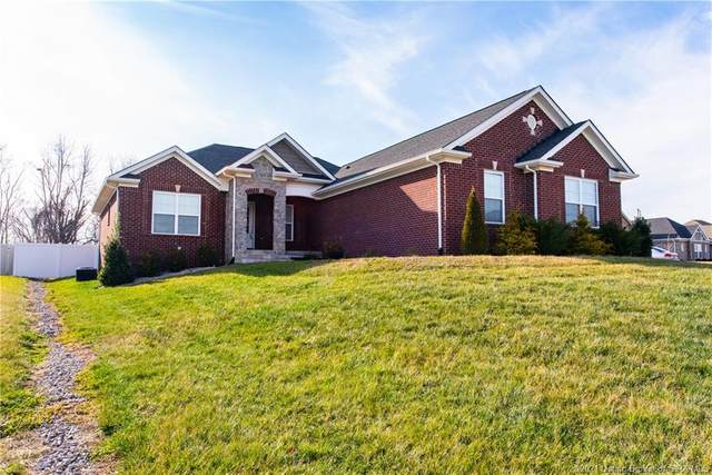 3100 Crystal Lake Drive, Jeffersonville, IN 47130 (#202105011) :: Impact Homes Group