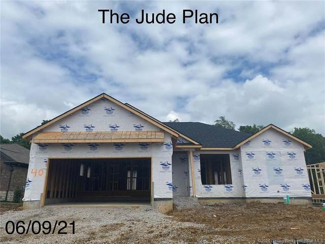 6642 Sunset Loop Lot 40, Charlestown, IN 47111 (MLS #202105919) :: The Paxton Group at Keller Williams Realty Consultants