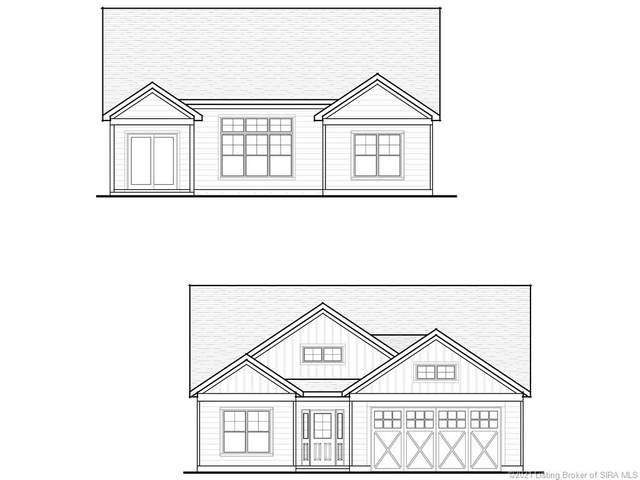 3928 Windsor Creek Drive Lot #14, New Albany, IN 47150 (MLS #202105997) :: The Paxton Group at Keller Williams Realty Consultants