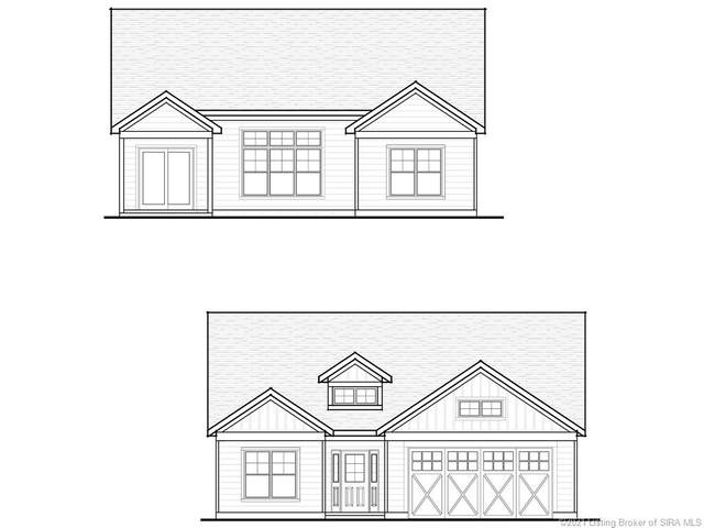 3930 Windsor Creek Drive Lot #15, New Albany, IN 47150 (MLS #202106002) :: The Paxton Group at Keller Williams Realty Consultants