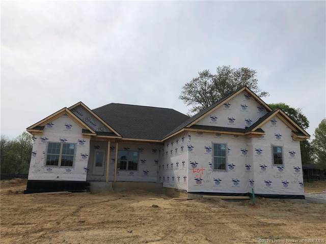 3018 Masters (Lot #11) Drive, Floyds Knobs, IN 47119 (#202106235) :: The Stiller Group