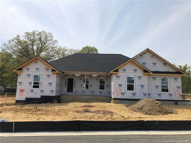3014 Masters (Lot #13) Drive, Floyds Knobs, IN 47119 (#202106236) :: The Stiller Group