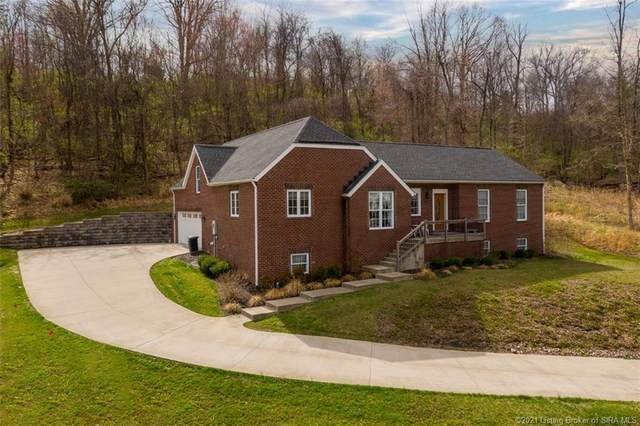 2715 Clearstream Court, New Albany, IN 47150 (MLS #202106833) :: The Paxton Group at Keller Williams Realty Consultants