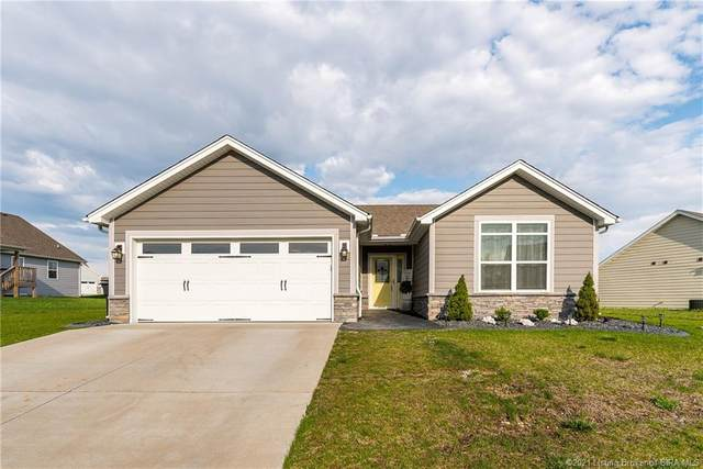 4412 Venice Way, Sellersburg, IN 47172 (MLS #202106917) :: The Paxton Group at Keller Williams Realty Consultants