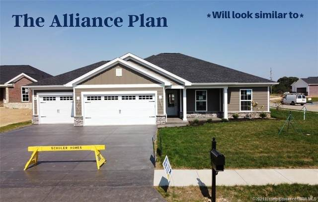 6453 Anna Louise Drive, Charlestown, IN 47111 (#202106966) :: The Stiller Group