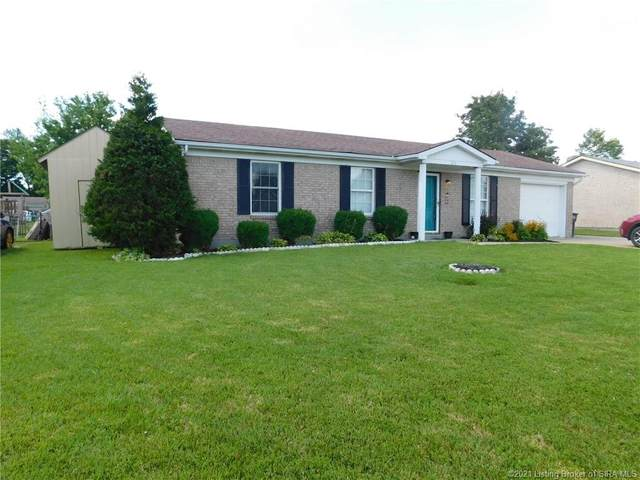 213 Talina Drive, Charlestown, IN 47111 (MLS #202107036) :: The Paxton Group at Keller Williams Realty Consultants