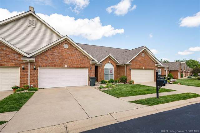 2402 Pickwick Court, New Albany, IN 47150 (MLS #202107461) :: The Paxton Group at Keller Williams Realty Consultants