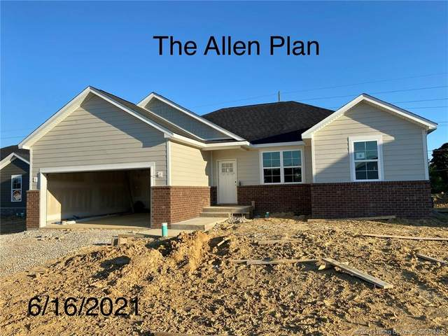 6525 Ashley Springs Court Lot 8, Charlestown, IN 47111 (MLS #202107704) :: The Paxton Group at Keller Williams Realty Consultants