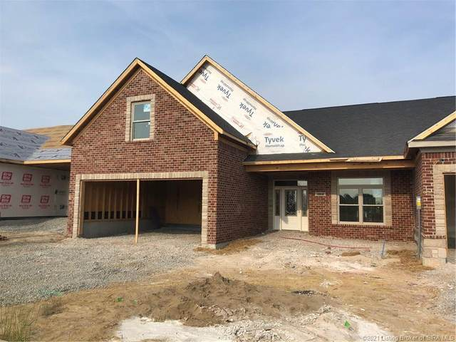 1868 Mystic Falls Circle Lot 103, Jeffersonville, IN 47130 (MLS #202108079) :: The Paxton Group at Keller Williams Realty Consultants