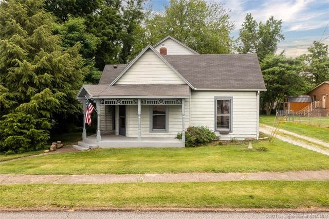 438 Green Road, Madison, IN 47250 (MLS #202108389) :: The Paxton Group at Keller Williams Realty Consultants