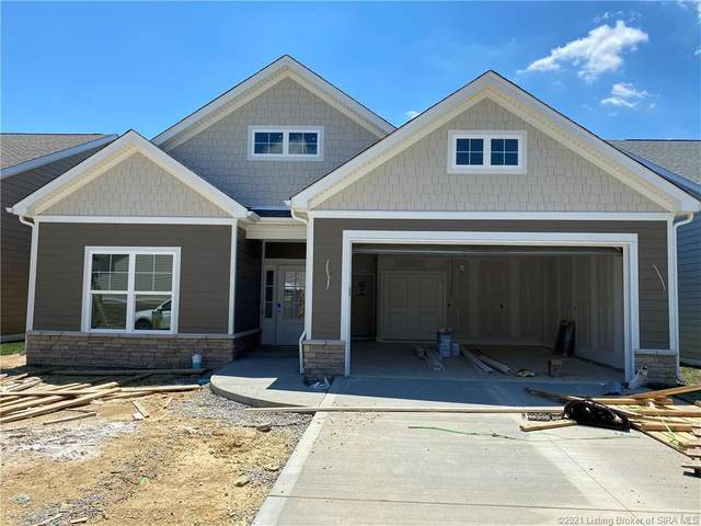 3916 Windsor Creek Drive Lot #8, New Albany, IN 47150 (#202108407) :: The Stiller Group