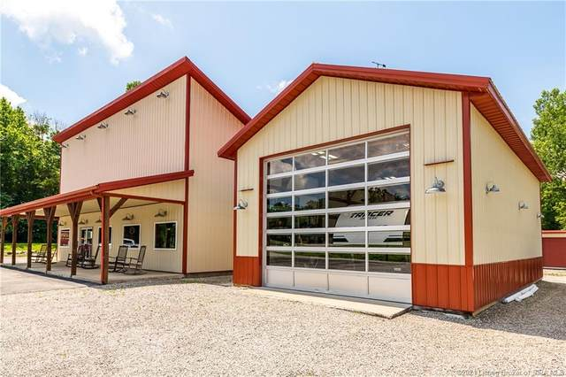 8745 Highway 135 SW, Mauckport, IN 47142 (MLS #202108488) :: The Paxton Group at Keller Williams Realty Consultants