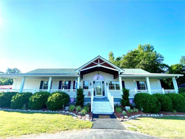 2916 Glendale Court, Memphis, IN 47143 (MLS #202108781) :: The Paxton Group at Keller Williams Realty Consultants