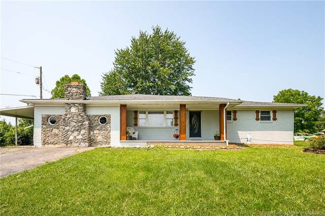 392 W Berna Drive, Scottsburg, IN 47170 (MLS #202109392) :: The Paxton Group at Keller Williams Realty Consultants