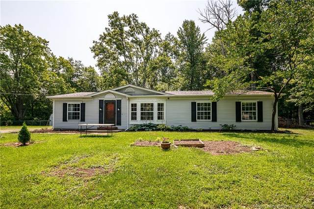 5315 E Whiskey Run Road NE, Georgetown, IN 47122 (MLS #202109409) :: The Paxton Group at Keller Williams Realty Consultants