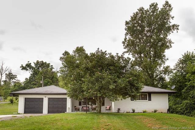 1087 Baylor Wissman Road, Georgetown, IN 47122 (MLS #202109475) :: The Paxton Group at Keller Williams Realty Consultants