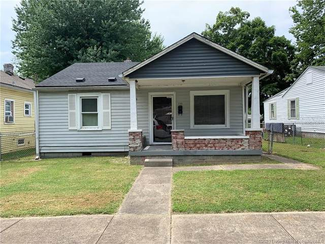 1141 S Virginia Avenue, Clarksville, IN 47129 (MLS #202109499) :: The Paxton Group at Keller Williams Realty Consultants