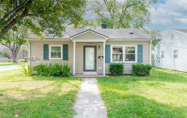 1444 Grubbs Avenue, Jeffersonville, IN 47130 (#202109734) :: The Stiller Group