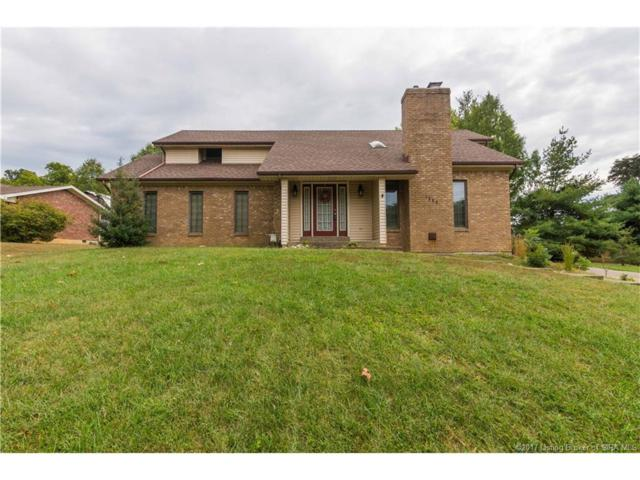 1035 Captain Frank Road, New Albany, IN 47150 (MLS #201709028) :: The Paxton Group at Keller Williams
