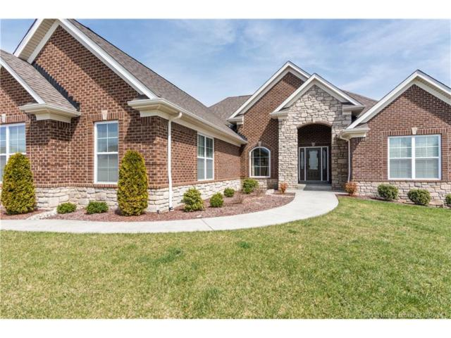 1103 Azelea Court, Sellersburg, IN 47172 (MLS #201806681) :: The Paxton Group at Keller Williams