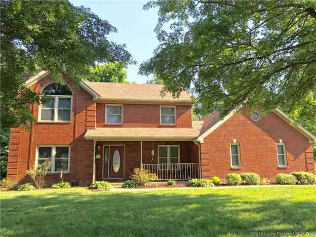 5021 White Tail Way, Greenville, IN 47124 (MLS #201809517) :: The Paxton Group at Keller Williams