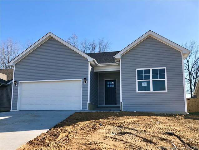 822 Twin Oaks Drive, Henryville, IN 47126 (#202006734) :: Impact Homes Group