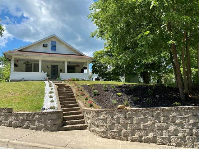 821 S Indiana Avenue, French Lick, IN 47454 (MLS #202008321) :: The Paxton Group at Keller Williams Realty Consultants