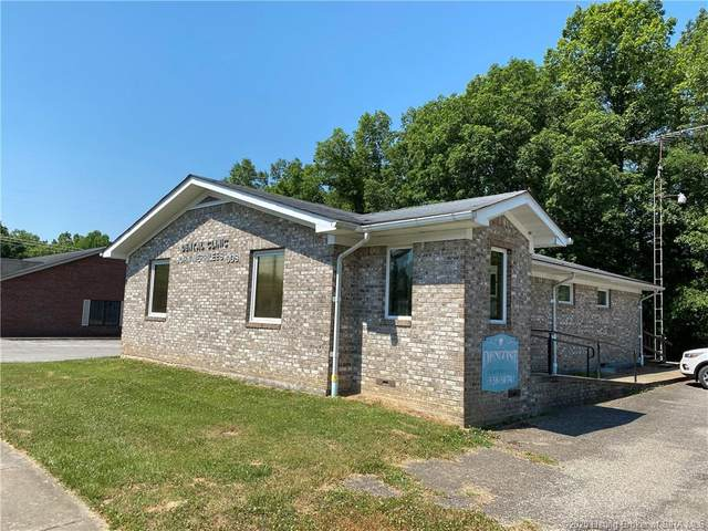 302 Indiana Avenue, English, IN 47118 (MLS #202008645) :: The Paxton Group at Keller Williams Realty Consultants