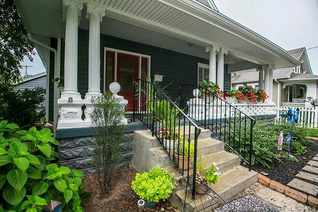 101 W Park Place, Jeffersonville, IN 47130 (MLS #202009361) :: The Paxton Group at Keller Williams Realty Consultants