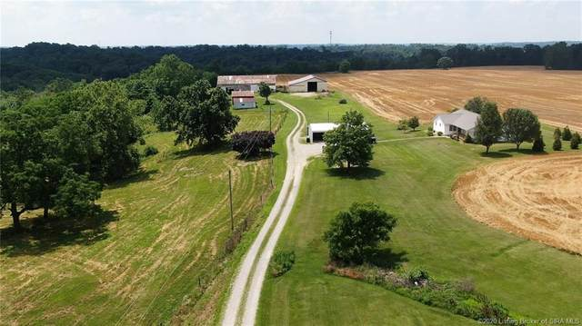 2730 Taft Road, New Washington, IN 47162 (MLS #202009601) :: The Paxton Group at Keller Williams Realty Consultants