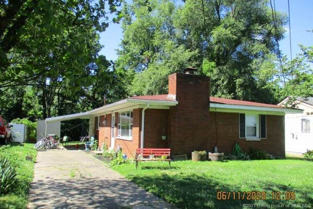 515 Miller Avenue, Clarksville, IN 47129 (MLS #2021010597) :: Executive Realty Advisors